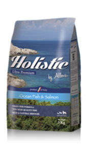 Holistic by Alleva Ocean Fish & Salmon