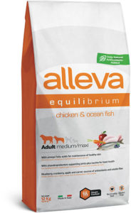 Equilibrium All Day Maintenance Chicken & Ocean Fish Medium/Maxi