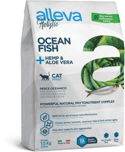 Holistic Ocean Fish + Hemp & Aloe vera